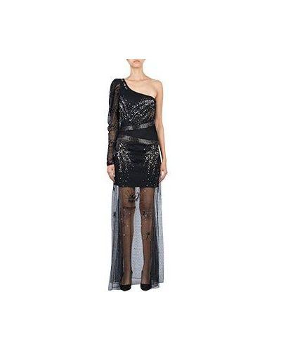 Вечернее платье черное Patrizia Pepe