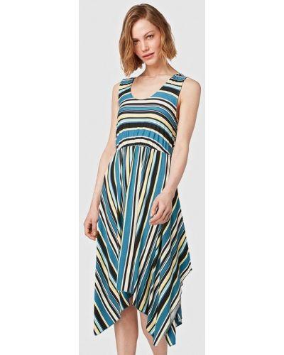 Платье прямое весеннее Tom Tailor