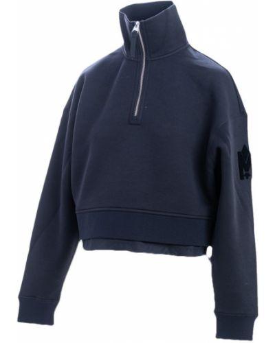 Czarny sweter Mackage