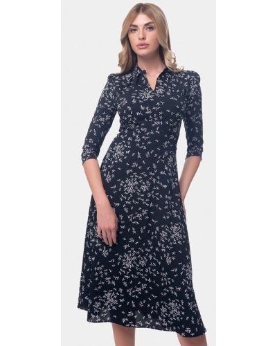 Платье - черное Arefeva