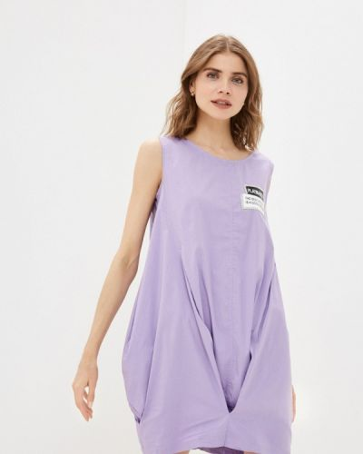Платье - фиолетовое Dali