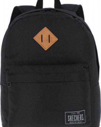 Черный рюкзак для тренировок Skechers