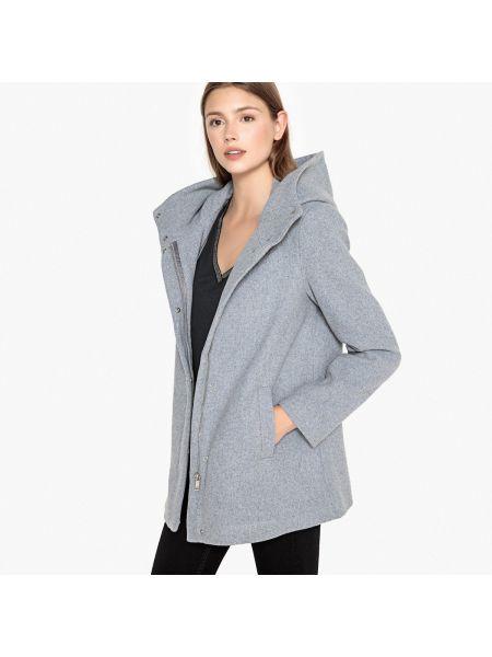 Куртка хлопковая шерстяная Vero Moda