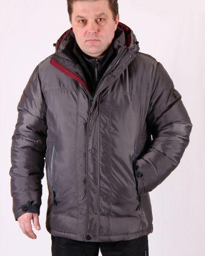 Куртка с капюшоном - серая Avecs