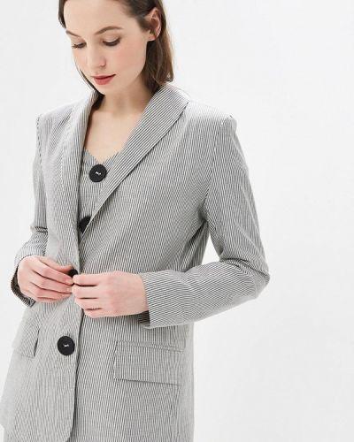 Пиджак серый Elena Kulikova