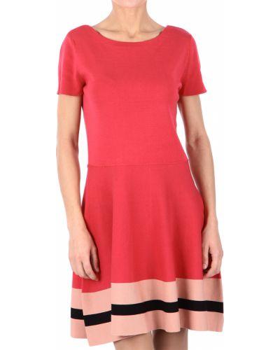 Коралловое платье Red Valentino