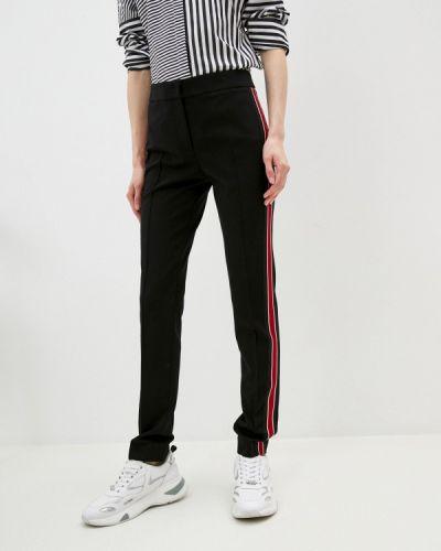 Повседневные черные брюки Akris Punto