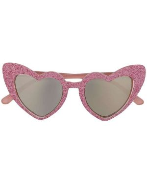Очки розовый хаки Monnalisa