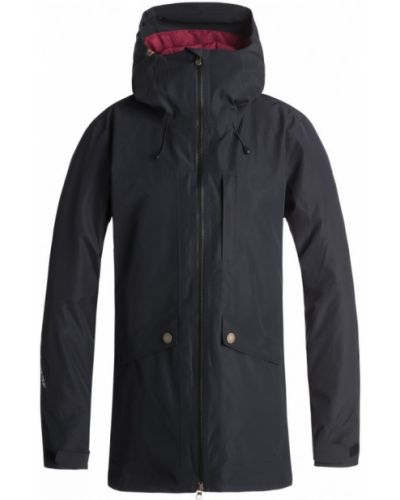 Черная куртка для сноуборда Roxy