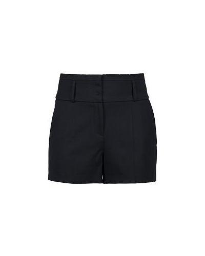 Черные шорты Patrizia Pepe