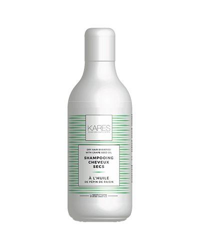 Шампунь для волос восстанавливающий очищающий Kares