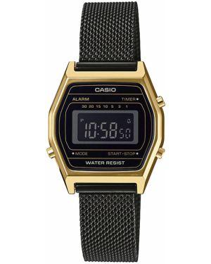 Zegarek zabytkowe czarny Casio