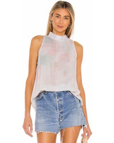 Блузка без рукавов - розовая Bella Dahl