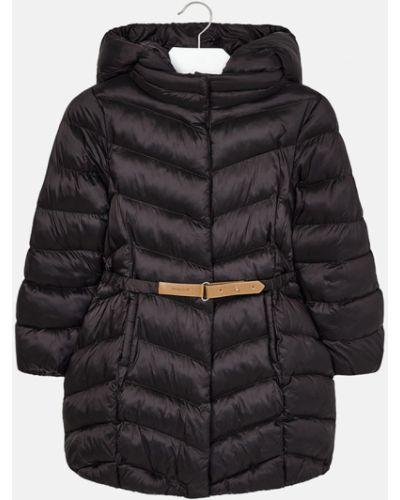 Куртка теплая коричневый Mayoral