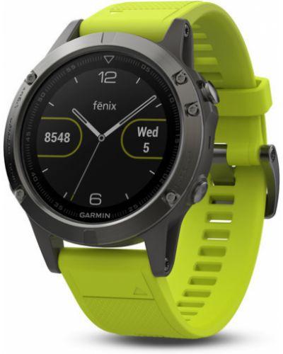 Czarny zegarek Garmin