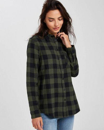 Рубашка - зеленая Terranova