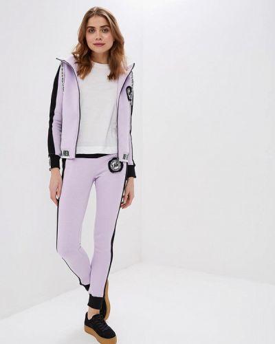 Спортивный костюм фиолетовый Jam8