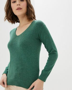 Пуловер - зеленый Manode