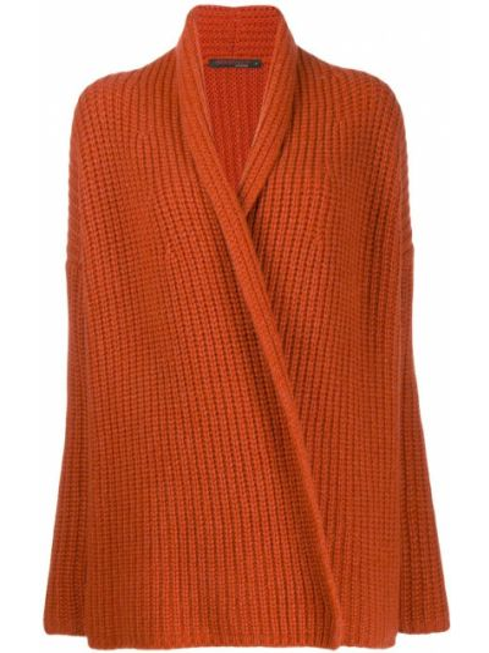 Оранжевый кардиган Incentive! Cashmere