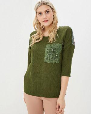 Джемпер - зеленый Milanika