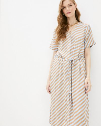 Разноцветное платье Ichi