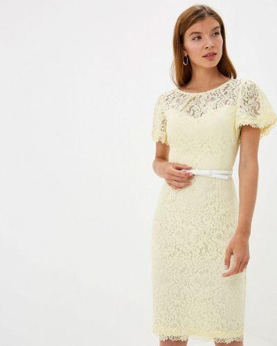Желтое платье Dorothy Perkins