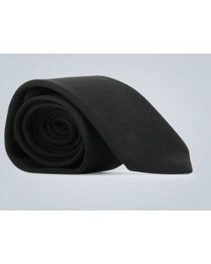 Черный галстук Gucci