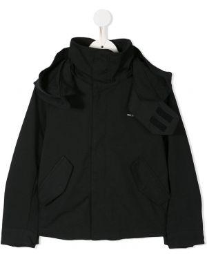 Черная куртка Fith