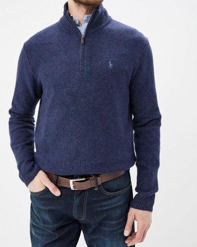 Синий джемпер Polo Ralph Lauren