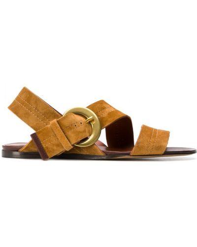 Сандалии коричневый Michel Vivien