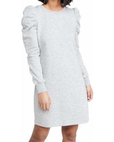 Платье макси с длинными рукавами Rebecca Minkoff