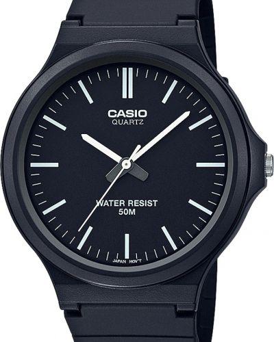 Часы водонепроницаемые с подсветкой скромный Casio