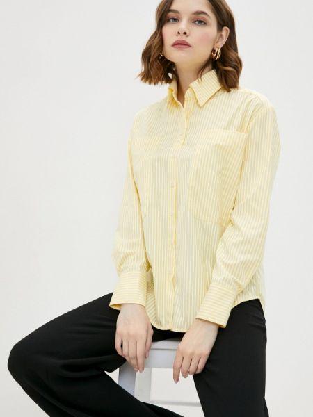 Желтая рубашка Annborg