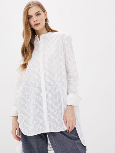 Блузка - белая By Malene Birger