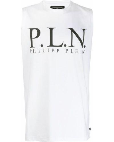 Топ белый Philipp Plein