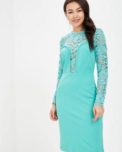 Платье бирюзовый Tutto Bene