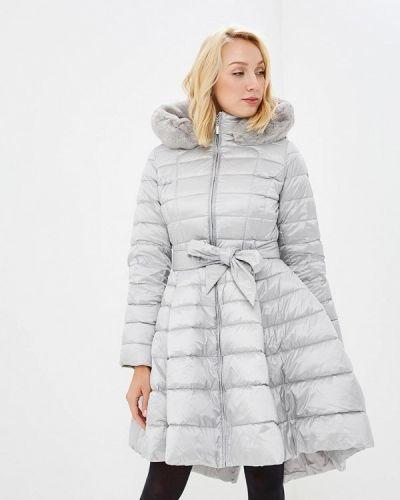 Зимняя куртка осенняя серая Conso Wear