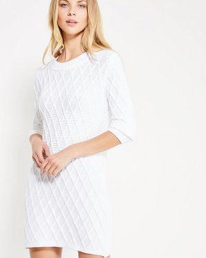 Платье вязаное осеннее Brusnika