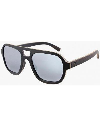 Солнцезащитные очки черные Cloudlet
