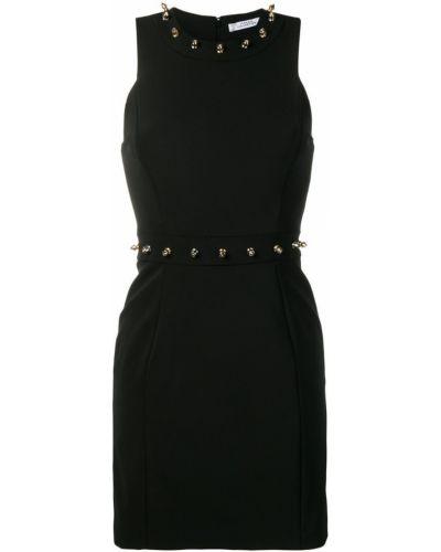 Платье с вырезом с шипами Versace Collection
