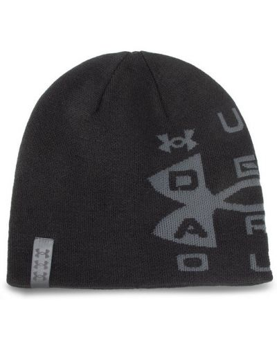 Czarna czapka beanie Under Armour