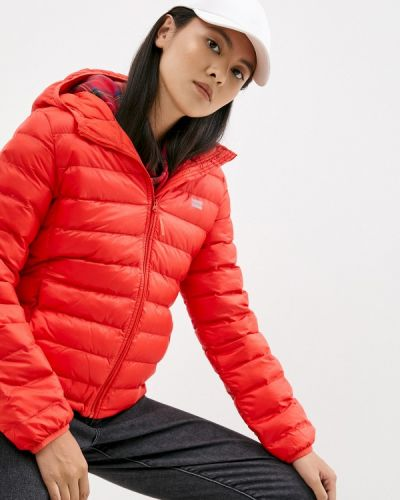Теплая красная утепленная куртка Levi's®