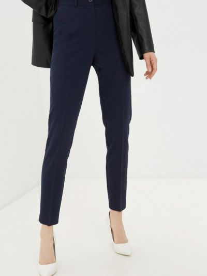 Синие классические брюки классические Rivadu