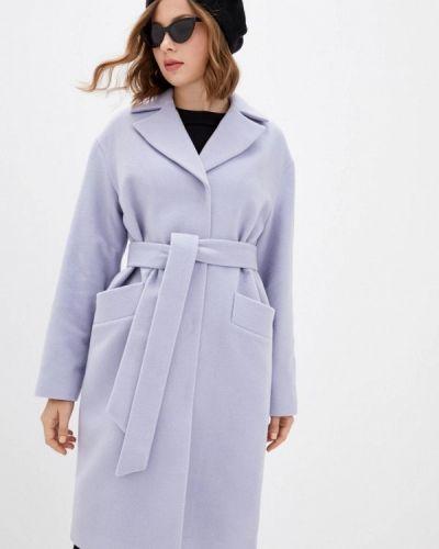 Фиолетовое пальто Florens