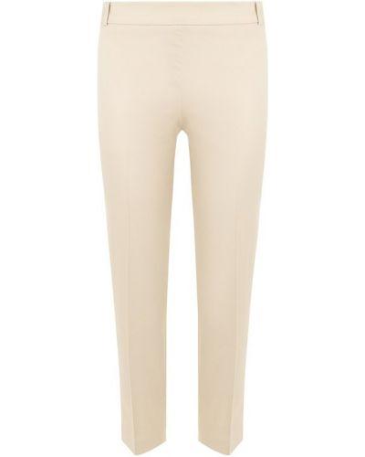 Укороченные брюки со стрелками брюки-сигареты Weill