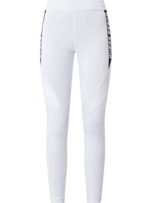 Legginsy - białe Guess Activewear