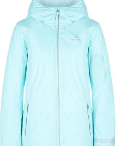 Прямая утепленная короткая куртка для бега Nordway