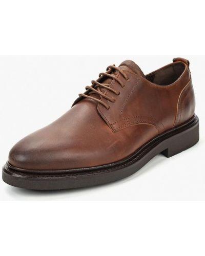 Коричневые туфли Marc O'polo