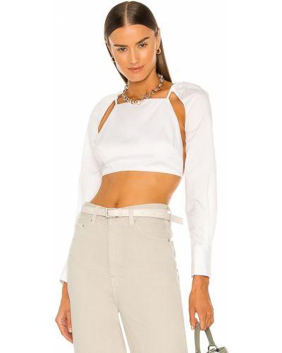 Koszulka bawełniana - biała L'academie