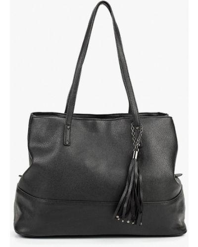 Черная сумка с ручками Dorothy Perkins